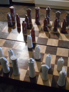 Korean Chess board