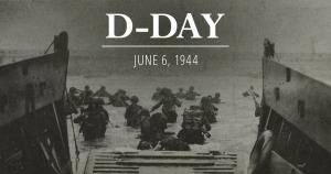 Normandy Landing June 6 !944